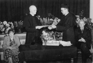 29-5-54 Fr Hawkes 50 Years a Priest
